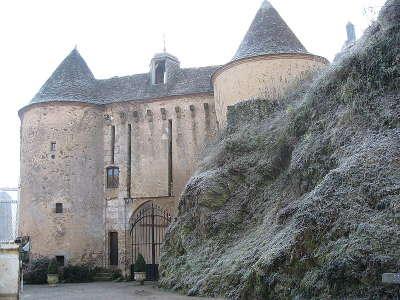 Gargilesse dampierre chateau plus beau village de france les routes touristiques dans l indre guide du tourisme centre val de loire
