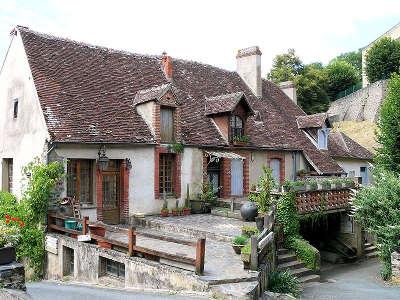 Gargilesse dampierre la maison de george sand plus beau village de france les routes touristiques dans l indre guide du tourisme centre val