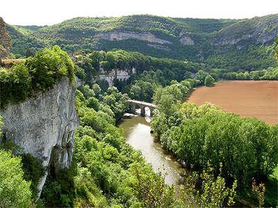 Gorges de l aveyron les routes touristiques du tarn et garonne guide du tourisme midi pyrenees