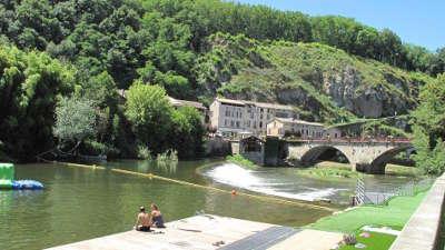 Gorges de l aveyron routes touristiques du tarn et garonne guide du tourisme midi pyrenees