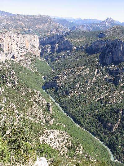 Gorges du verdon grand site de france les routes touristiques du var guide du tourisme de la provence alpes cote d azur