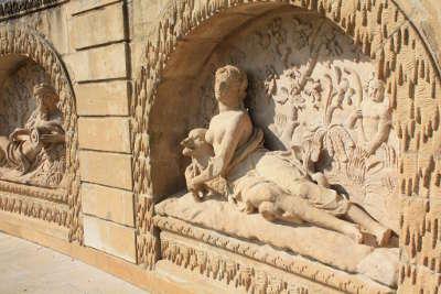 Gorze le palais routes touristiques de la moselle guide du tourisme de la lorraine