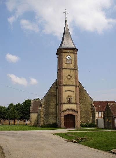 Gournayle guerin eglise saint lambert routes touristiques de eure guide touristique de haute normandie