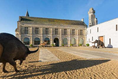 Grand pressigny le musee de la prehistoire routes touristiques dans l indre et loire guide du tourisme centre