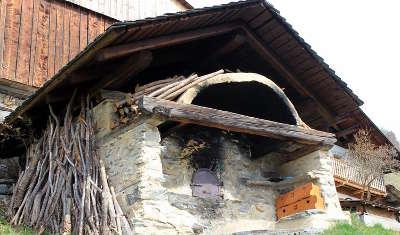 Hameau de boudin four a pain routes touristiques de savoie guide touristique de rhone alpes