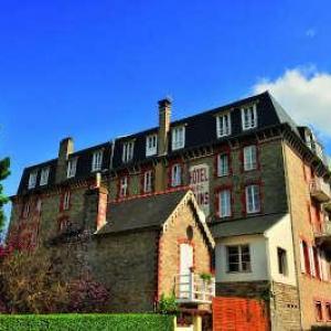 Hotel des bains saint cast le guido face arriere routes touristiques des cotes d armor guide du tourisme de bretagne