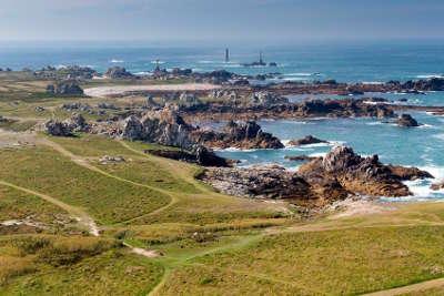Ile d ouessant les routes touristiques dans le finistere guide du tourisme en bretagne