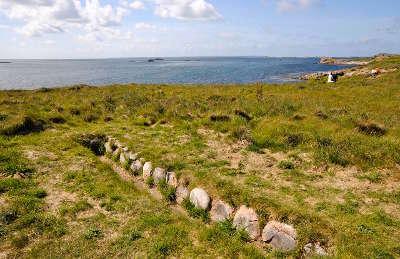 Ile molene four a soude les routes touristiques dans le finistere guide du tourisme en bretagne