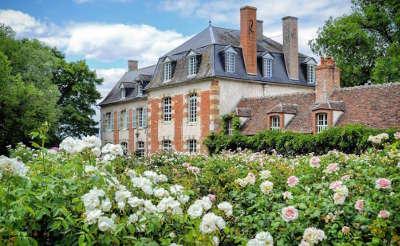 Jardins de la javeliere jardin remarquable routes touristiques dans le loiret guide du tourisme centre v