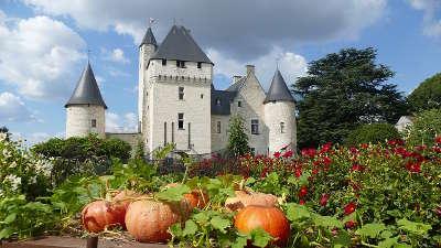 Jardins du chateau du rivau jardin remarquable routes touristiques dans l indre et loire guide du tourisme centre