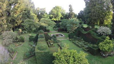 Jardins du manoir du grand courtoiseau jardin remarquable les routes touristiques dans le loiret guide du tourisme centre val