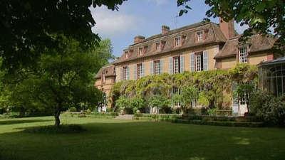 Jardins du manoir du grand courtoiseau jardin remarquable routes touristiques dans le loiret guide du tourisme centre val de loire