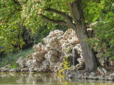 Juvisy sur orge le parc des grottes routes touristiques de essonnes guide touristique de ile de france