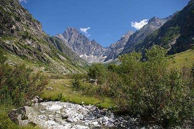 L olan parc national des ecrins guide du tourisme