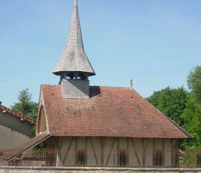 La chapelle saint jean de soulaines dhuys routes touristiques dans l aube guide du tourisme grand est
