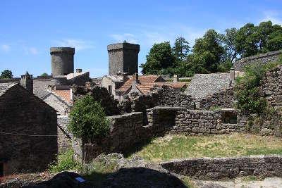 La couvertoirade plus beaux villages de france cites templieres routes touristiques de aveyron guide du tourisme midi pyrenees