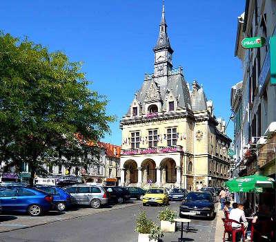La ferte sous jouarre l hotel de ville routes touristiques de seine et marne guide touristique ile de france
