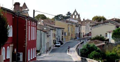 Labastide d anjou routes touristique de aude guide du tourisme du languedoc roussillon