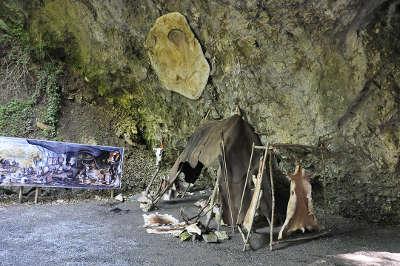 Labastide espace prehistorique routes touristique des hautes pyrenees guide du tourisme midi pyreneess