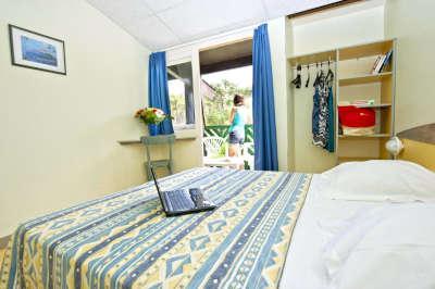 Lacanau chambre residence la forestiere route touristique aquitaine