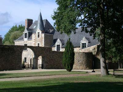Landaul jardins du chateau de kerambar h routes touristiques dans le morbihan guide du tourisme en bretagne