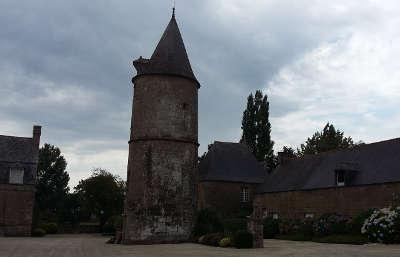 Le chateau de la belinaye saint christophe de valains routes touristiques dans l ille et vilaine guide du tourisme en bretagne