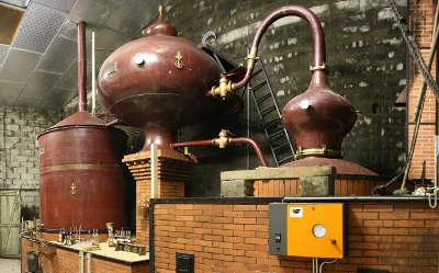 Le cognac et la pierre etape sur la route du vignoble de cognac