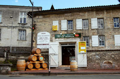 Le cognac et la pierre route du vignoble de cognac