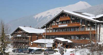 Le florimontane morzine club du soleil routes touristiques de haute savoie touristique guide du tourisme de rhone alpes