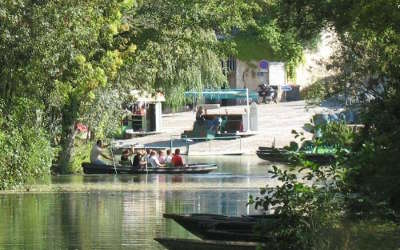 Le marais poitevin est egalement classe grand site de france guide touristique du poitou charente