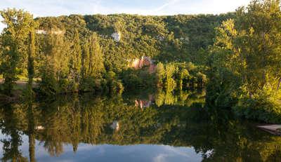 Le parc naturel regional des causses du quercy vallee du lot guide du tourisme du lot midi pyrenees