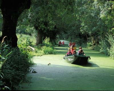 Le parc naturel regional du marais poitevin la venise verte guide du tourisme du pays de la loire