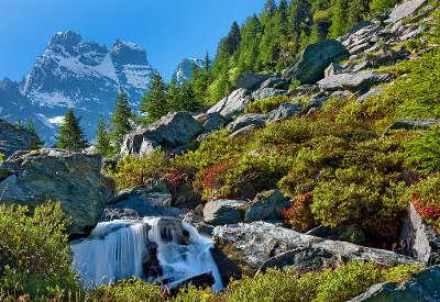 Le parc naturel regional du queyras les routes touristiques des hautes alpes guide du tourisme de provence alpes cote d azyr