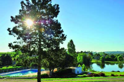 Le peyrichoux singleyrac piscine dordogne aquitaine routes touristiques