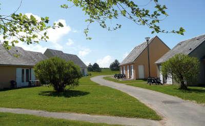 Le senequet blainville sur mer le village de vacances routes touristiques de la manche guide du tourisme de basse normandie