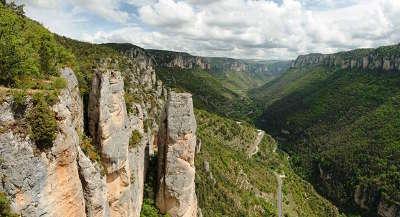 Les gorges de l aveyron routes touristiques du tarn et garonne guide du tourisme midi pyrenees