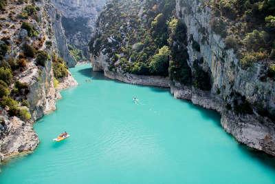 Les gorges du verdon grand site de france routes touristiques du var le guide du tourisme de la provence alpes cote d azur