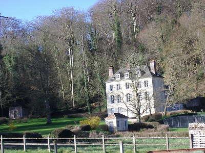 Les preaux maison routes touristiques de eure guide touristique de haute normandie
