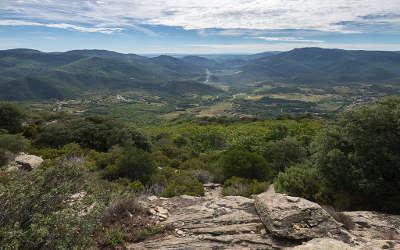 Les vallees du jaur et de l orb routes touristique de l herault guide du tourisme du languedoc roussillon