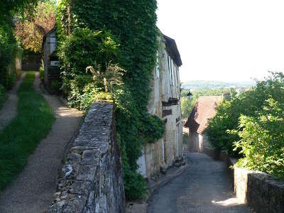 Limeuil classe plus beaux villages de france le village medieval routes touristiques de dordogne guide du tourisme de nouvelle aquitaine