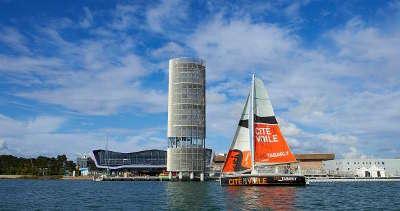 Lorient ville d art et d histoire la cite de la voile routes touristiques dans le morbihan guide du tourisme en bretagne