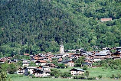 Macot la plagne les routes touristiques de savoie guide touristique de rhone alpes
