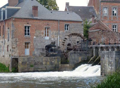 Maroilles le moulin de l abbaye l avesnois guide du tourisme du nord nord pas de calais