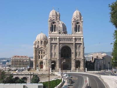 Marseille ville d art et d histoire la cathedrale de la major routes touristiques des bouches du rhone guide du tourisme de paca