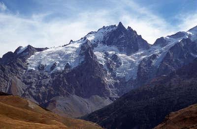 Meije les glaciers routes touristiques des hautes alpes guide du tourisme de la provence alpes cote d azur