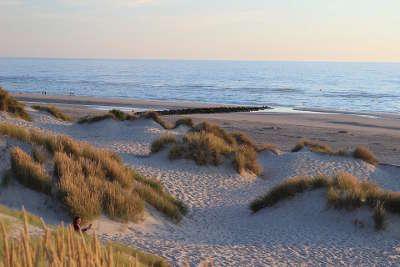 Merlimont les dunes routes touristiques du nord guide touristique nord pas de calais