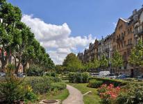 Metz ville d art et d histoire avenue foch routes touristiques de la moselle guide du tourisme de lorraine