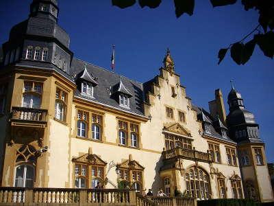 Metz ville d art et d histoire le palais du gouverneur routes touristiques de la moselle guide du tourisme de lorraine