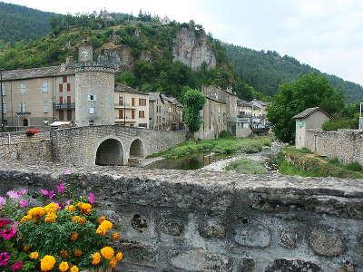 Meyrueis routes touristique de la lozere guide du tourisme du languedoc roussillon