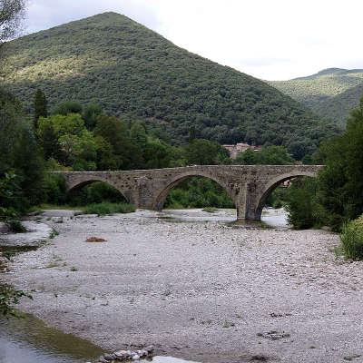 Miallet le pont des camisards routes touristiques du gard guide du tourisme du languedoc roussillon